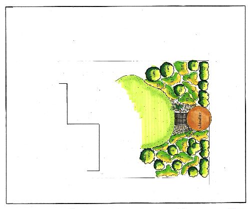 lege tuin